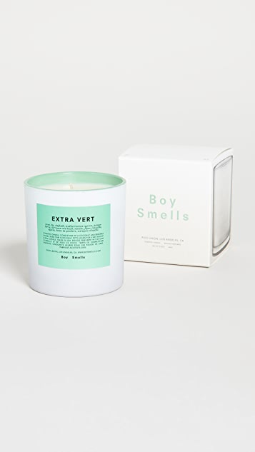 Boy Smells Pride Extra Vert Candle