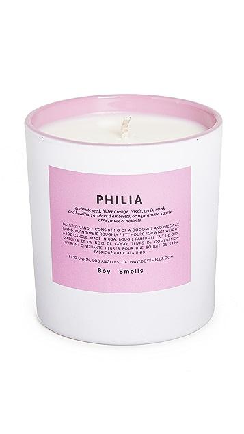 Boy Smells Pride Philia Candle