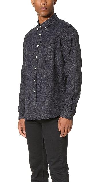 Brooklyn Tailors Hopsack Sport Shirt