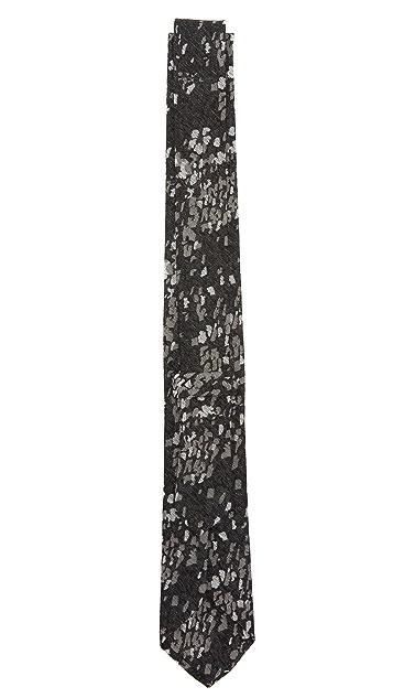 Brooklyn Tailors Pixel Weave Necktie