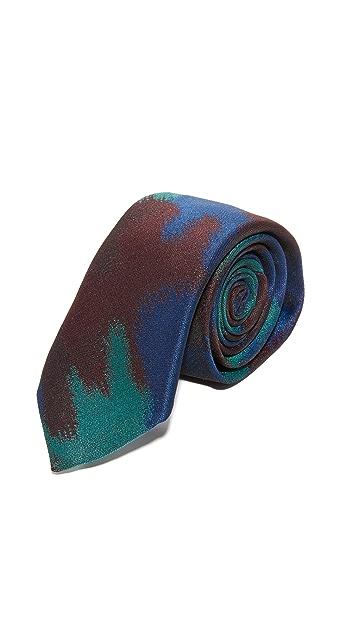 Brooklyn Tailors Ikat Jacquard Necktie