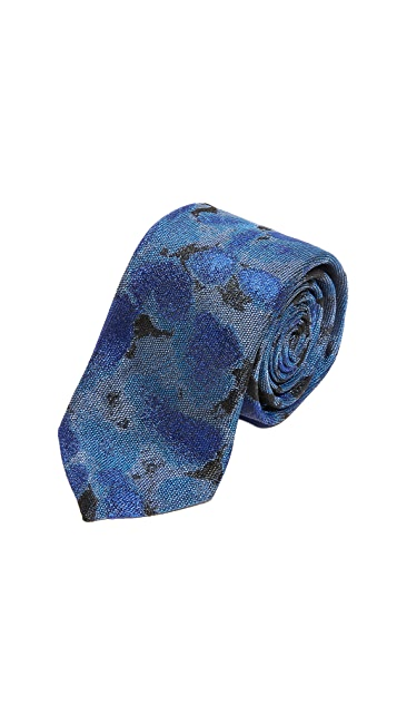 Brooklyn Tailors Watercolor Jacquard Necktie