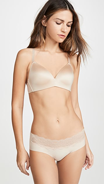 b.tempt'd by Wacoal Future Foundation Wire Free Contour Bra