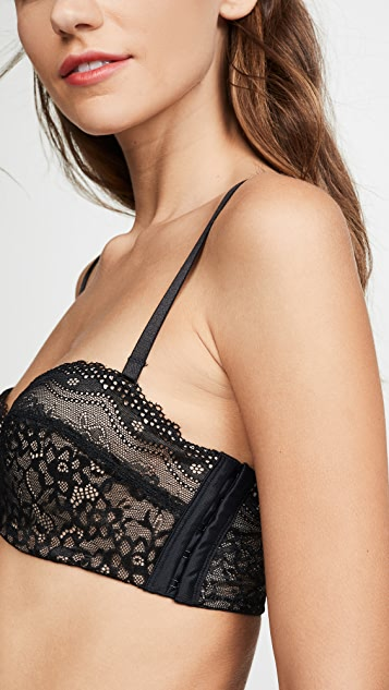 b.tempt'd by Wacoal B. Enticing Strapless Bra