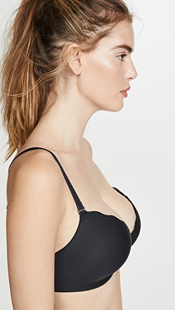b.tempt'd by Wacoal B.Wow'd Push-Up Contour Bra