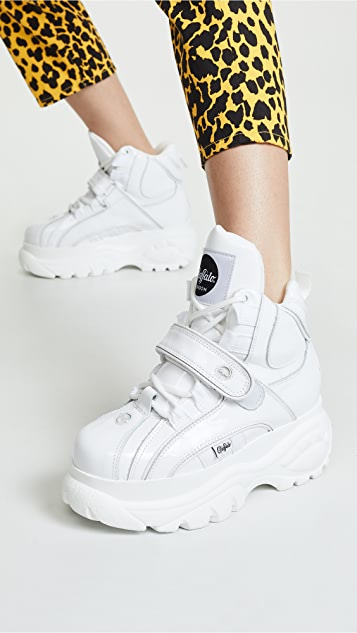 Buffalo London Классические кроссовки Kicks с высоким берцем