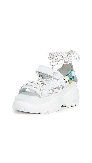 Buffalo London Классические сандалии Elin Kicks
