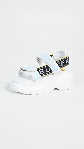 Buffalo London Ella Classic Kicks 凉鞋