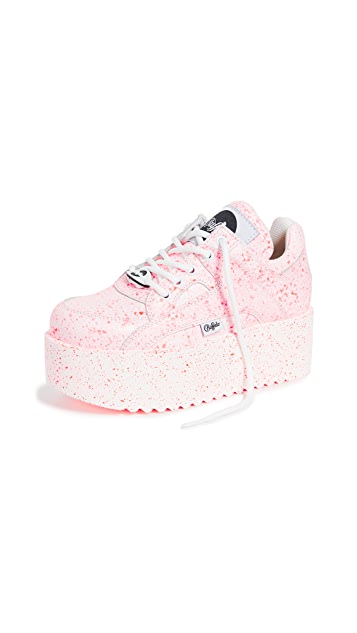 Buffalo London Rising Towers Sneakers