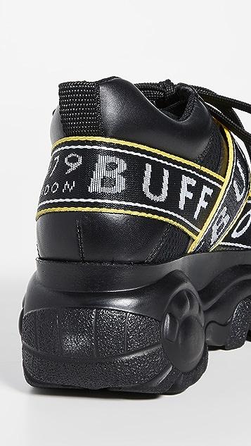 Buffalo London Galip 绑带运动鞋