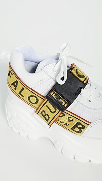 Buffalo London Galip Strappy Sneakers