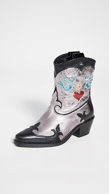Buffalo London Garcia 靴子