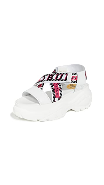 Buffalo London Bo Sandals