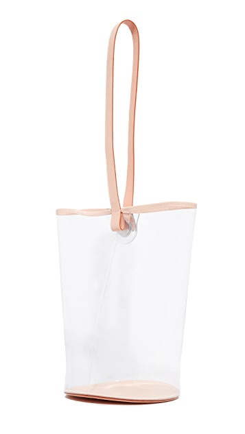 Building Block Basket Bucket Bag