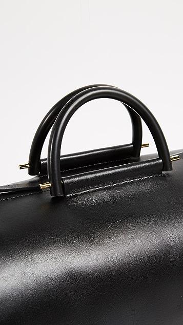 Building Block Cylinder Duffel Bag