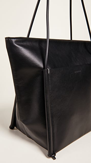 Building Block Pocket Tote Zip