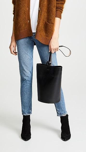 Building Block Basket Bag