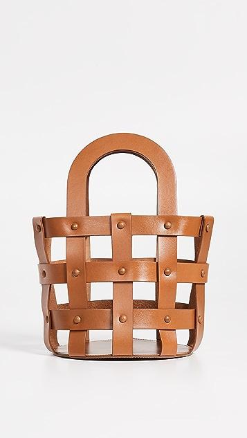 Building Block Woven Basket