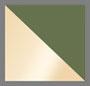 Light Gold/Green