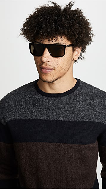 Burberry Flat Top Sunglasses