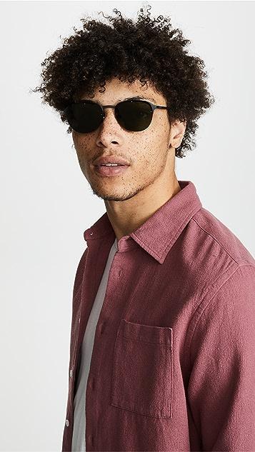 Burberry Round Sunglasses