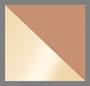 Light Gold/Brown Gradient