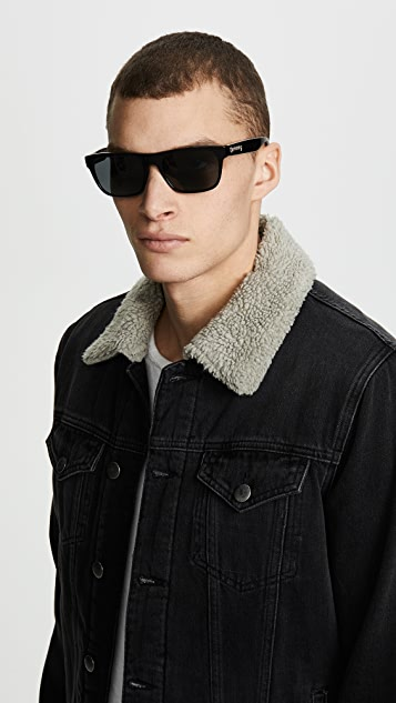Burberry Rectangular Sunglasses