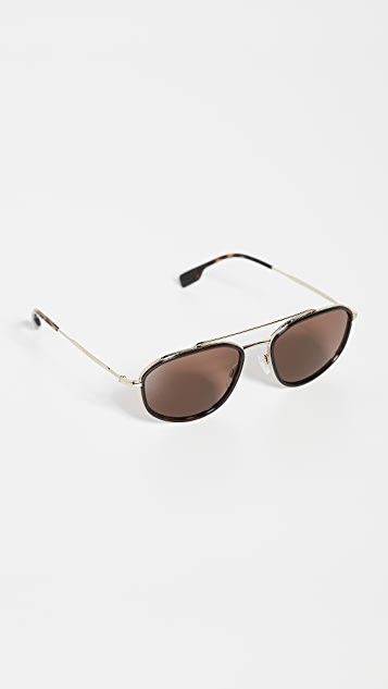 Burberry 0BE3106 Sunglasses
