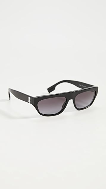 Burberry Bow Sunglasses
