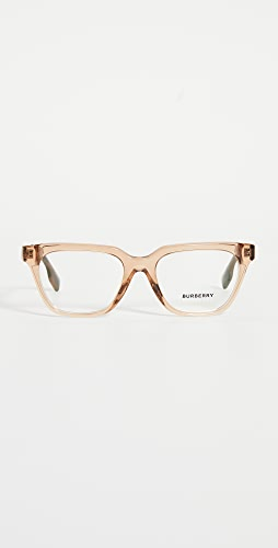Burberry - B 交织字母 Dorian 眼镜