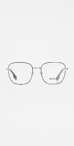 Burberry - B Stripe Erin Glasses
