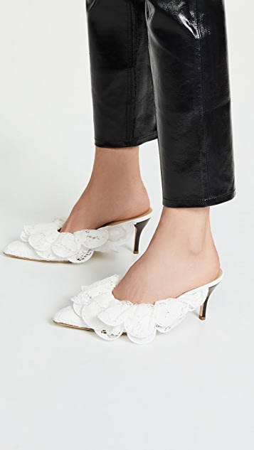 Brother Vellies Stell Mules