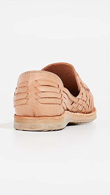Brother Vellies Huaraches Flats