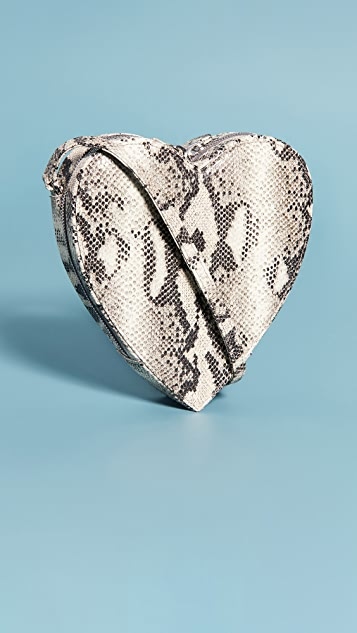 Brother Vellies Heart Bag