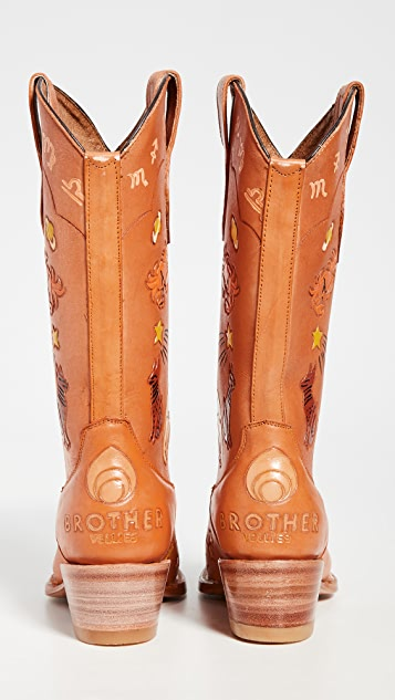 Brother Vellies Doodle Boots