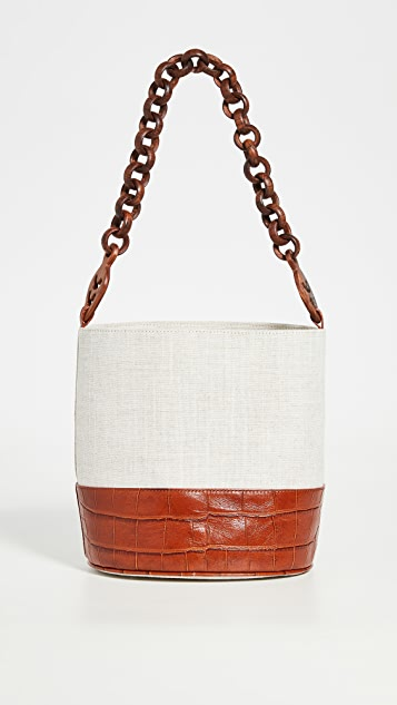 Brother Vellies Bucket Bag