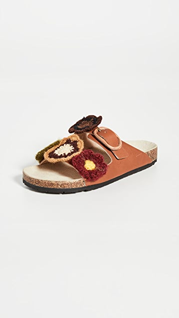 Brother Vellies Greg Sandals