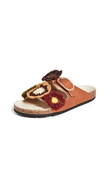 Brother Vellies Greg 凉鞋
