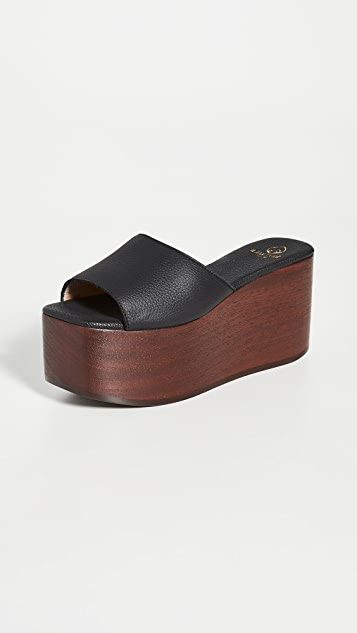 Brother Vellies Abbi 厚底凉鞋