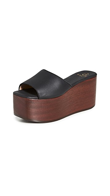 Brother Vellies Abbi Flatform Sandals