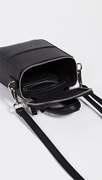 Brandon Blackwood Portmore Mini Crossbody Bag
