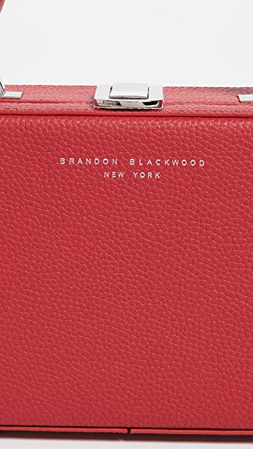 Brandon Blackwood Kendrick Trunk Bag
