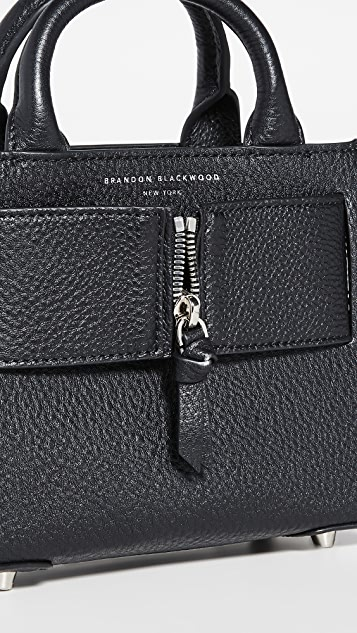 Brandon Blackwood Kuei Mini Crossbody Belt Bag