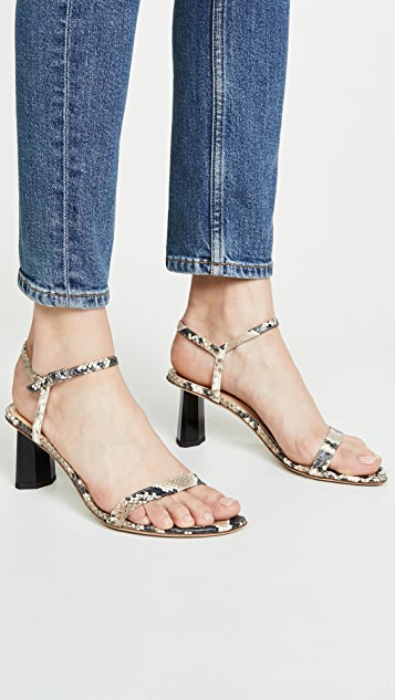 BY FAR Magnolia Sandals