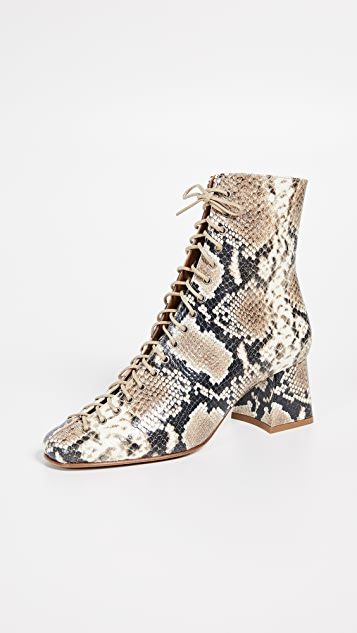 By Far Becca Booties