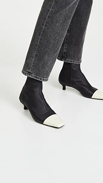 BY FAR Karl Boots