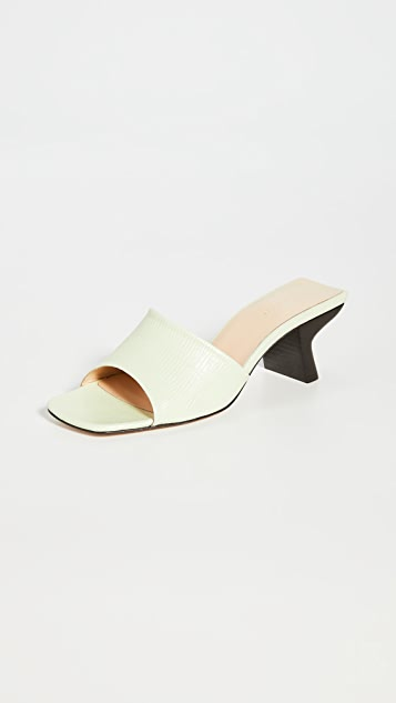 BY FAR Lily 穆勒凉鞋