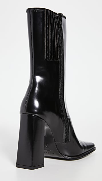 BY FAR Linda Boots