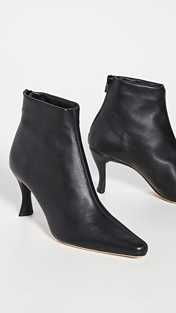BY FAR Stevie Stretch Booties