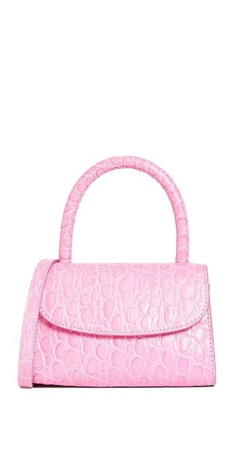 BY FAR Mini Bag - Fuchsia